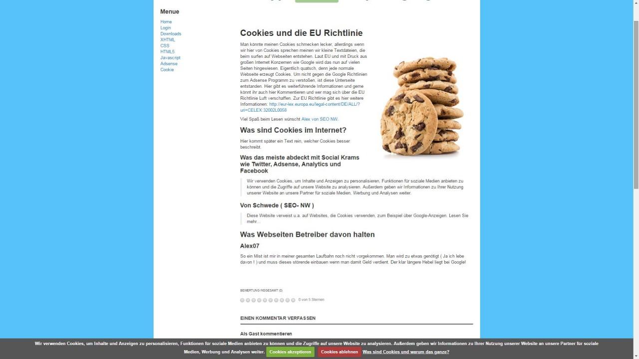 Cookie Wahnsinn